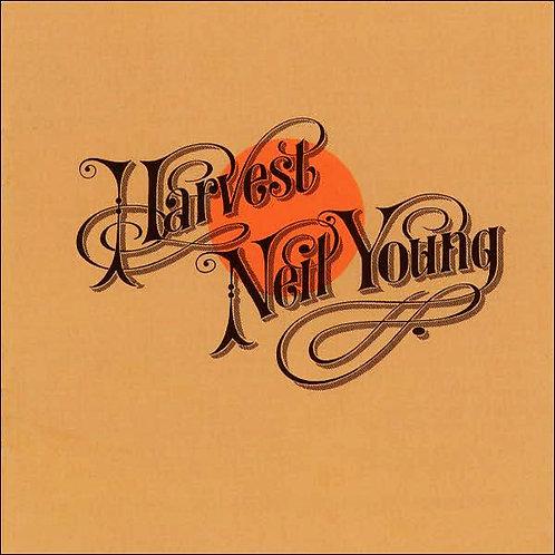 NEIL YOUNG LP Harvest (German Reissue)