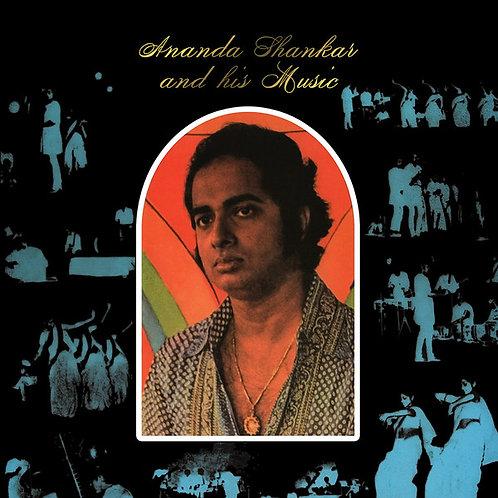 ANANDA SHANKAR CD Ananda Shankar And His Music