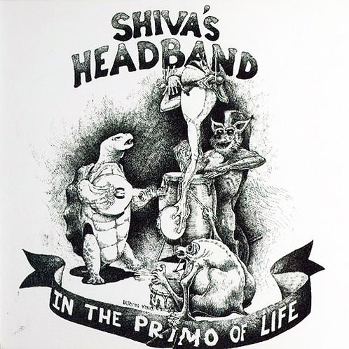 SHIVA'S HEADBAND CD In The Primo Of Life + Bonus Tracks