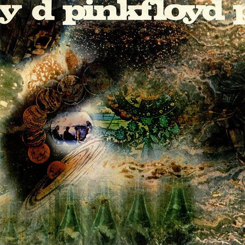 PINK FLOYD LP A Saucerful Of Secrets (Green Coloured Vinyl)