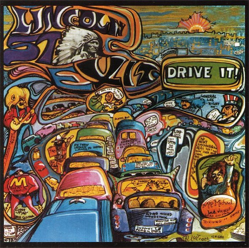 LINCOLN ST. EXIT CD Drive It! + Bonus Tracks