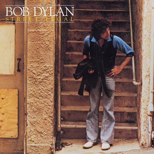 BOB DYLAN CD Street Legal