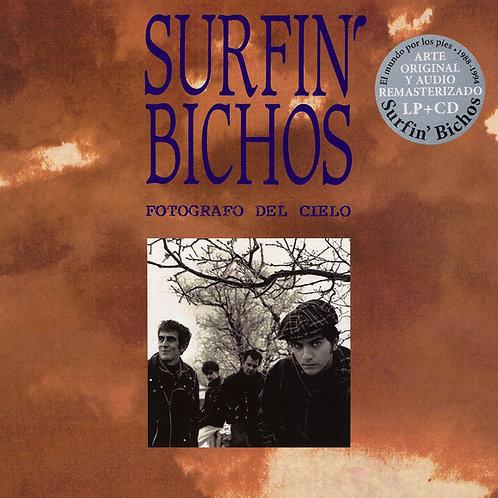 SURFIN' BICHOS LP+CD Fotógrafo Del Cielo
