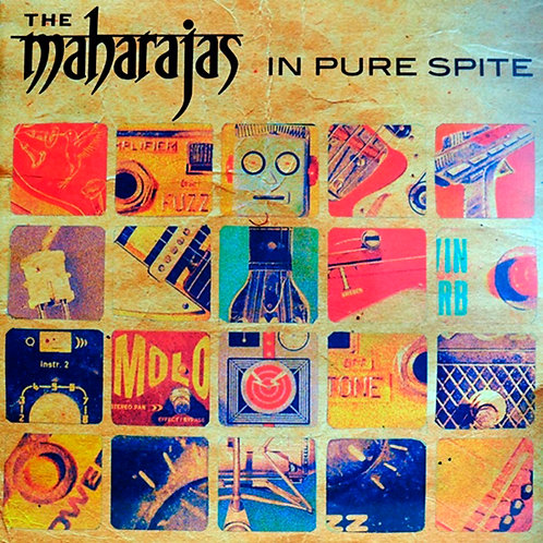 THE MAHARAJAS LP In Pure Spite