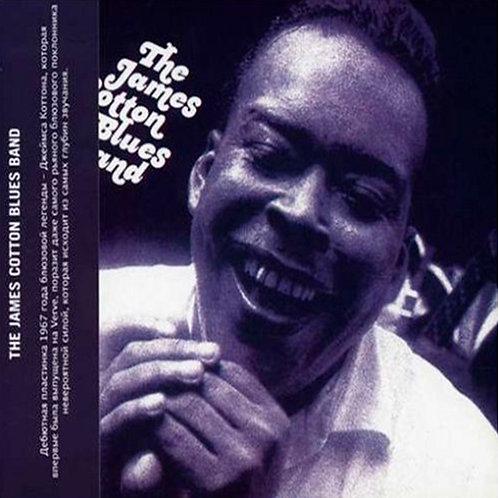 JAMES COTTON CD James Cotton Blues Band