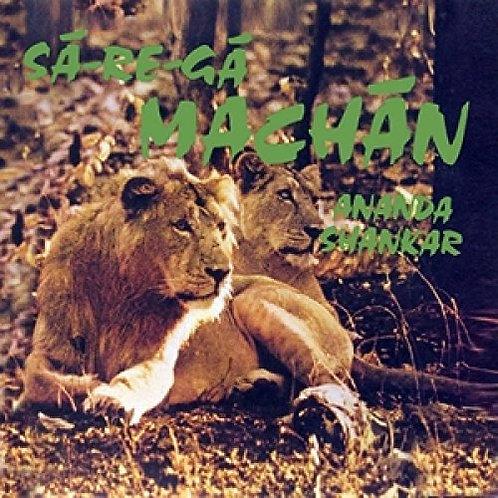 ANANDA SHANKAR CD Sa-Re-Gá Machán [Bonus Tracks]