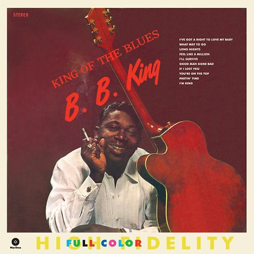 B.B. KING - LP King Of The Blues (180 gram)