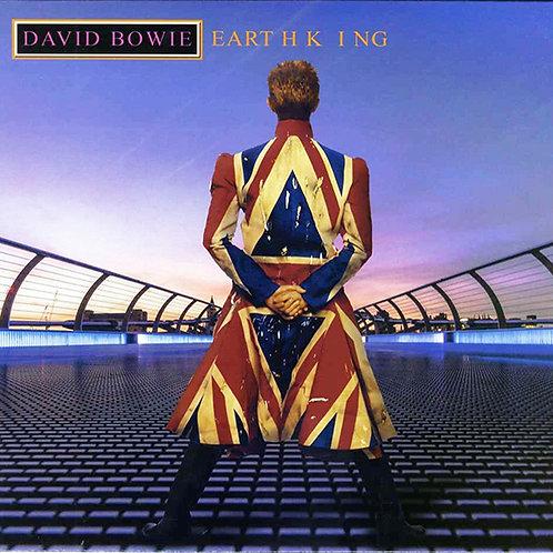 DAVID BOWIE LP Eart H K Ing (Rare Remixes)