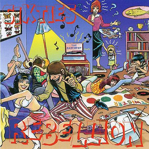 VARIOUS CD Sixties Rebellion 14 The Basement