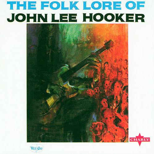 JOHN LEE HOOKER CD The Folk Lore Of