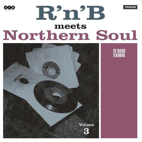 VARIOS LP R'n'B Meets Northern Soul Volume 3