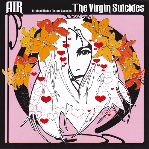 AIR CD OST The Virgin Suicides (Soundtrack)