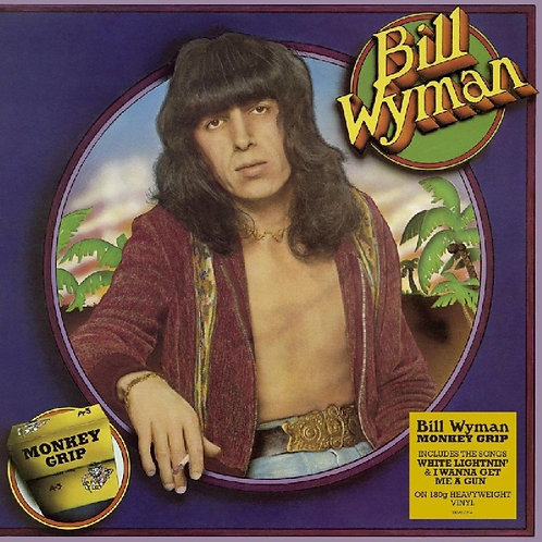 BILL WYMAN LP Monkey Grip