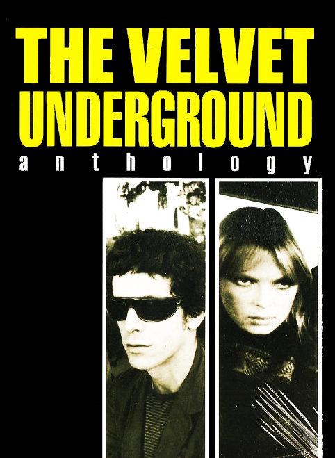 VELVET UNDERGROUND DVD Anthology (Digipack)