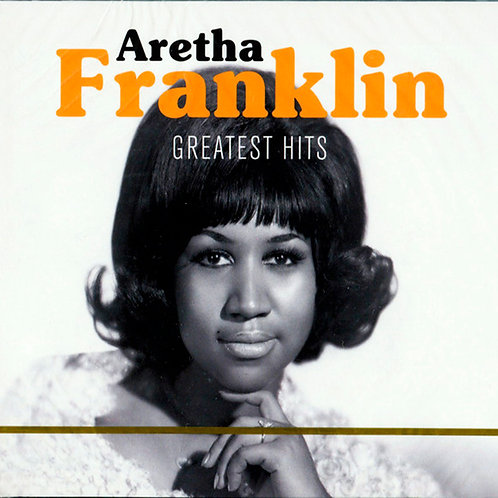 ARETHA FRANKLIN 2xCD Greatest Hits
