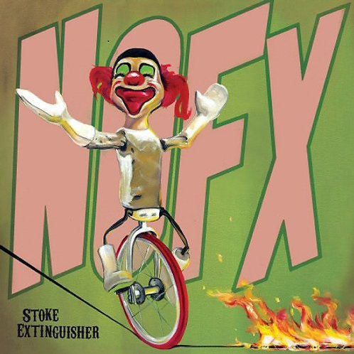 "NOFX 7"" Stoke Extinguisher"