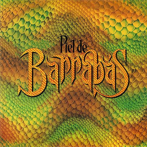 BARRABAS LP Piel De Barrabas (180 gram Orange Coloured audiophile vinyl)