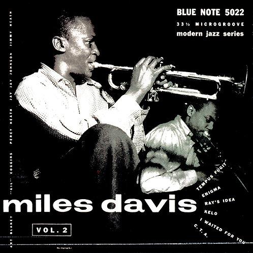 MILES DAVIS CD Volume 2 (Blue Note)