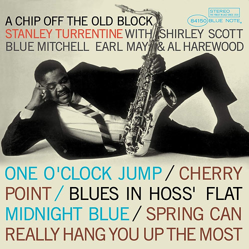 STANLEY TURRENTINE LP A Chip Off The Old Block