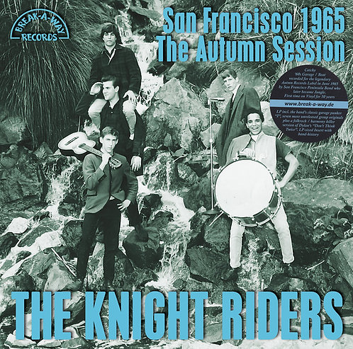 THE KNIGHT RIDERS LP San Francisco 1965: The Autumn Session