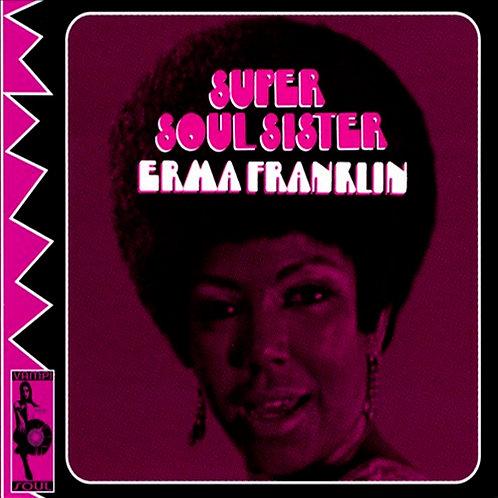 ERMA FRANKLIN CD Super Soul Sister