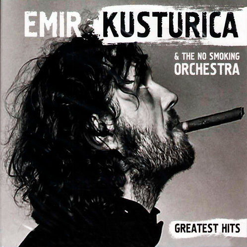 EMIR KUSTURICA & THE NO SMOKING ORCHESTRA 2xCD Greatest Hits (Digipack)
