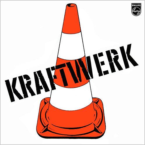 KRAFTWERK LP Kraftwerk I Red Pylon