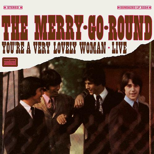 THE MERRY-GO-ROUND LP The Merry-Go-Round