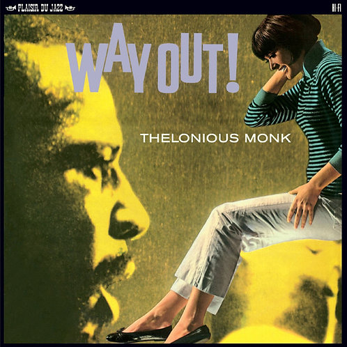 THELONIOUS MONK LP Way Out! (180 gram)