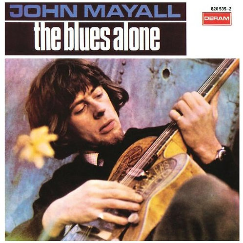 JOHN MAYALL CD The Blues Alone