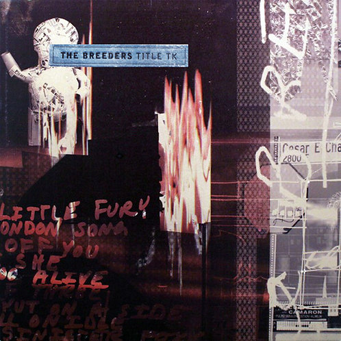 THE BREEDERS LP Title TK