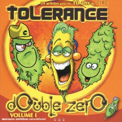 VARIOUS 2xCD Tolerance Double Zero Volume 1