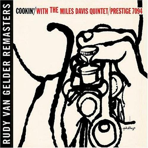 MILES DAVIS CD Cookin' With The Miles Davis Quintet (RVG Remasters)