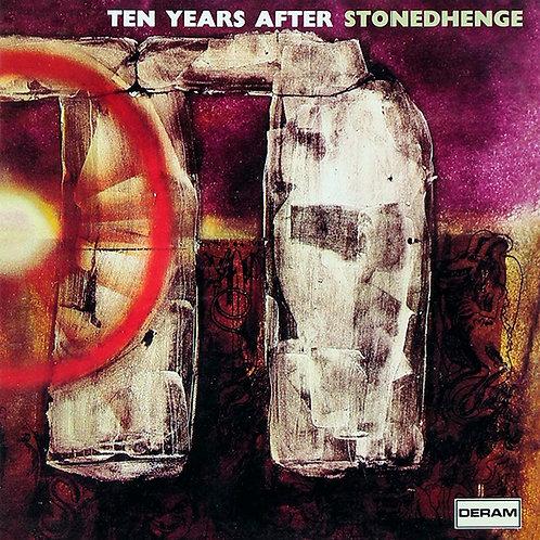 TEN YEARS AFTER CD Stonedhenge + Bonus Tracks (Remastered)