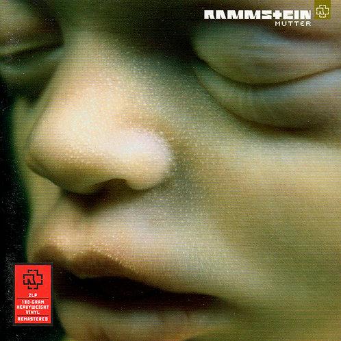 RAMMSTEIN 2XLP Mutter (Remastered)
