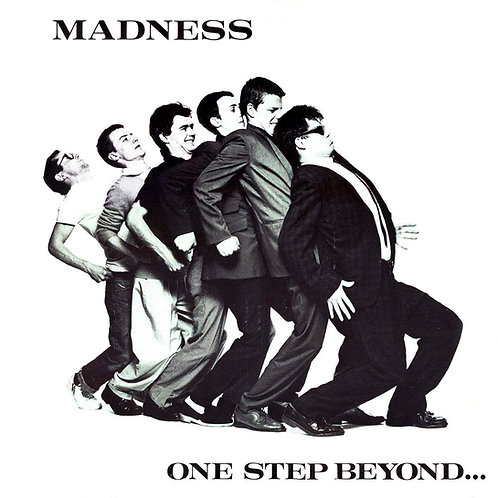 MADNESS LP One Step Beyond... (Limited Edition Black & White Coloured Vinyl)