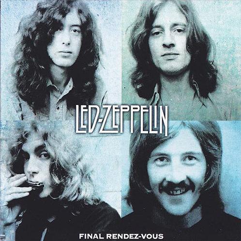LED ZEPPELIN 2xCD Final Rendez-Vous (Live 1969)