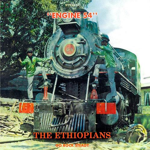 THE ETHIOPIANS CD Engine 54