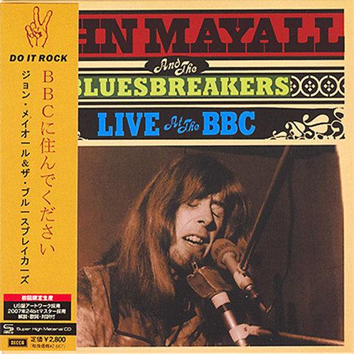 JOHN MAYALL CD Live At The BBC (Japan)