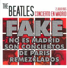 El Concierto de los Beatles en Madrid es Falso