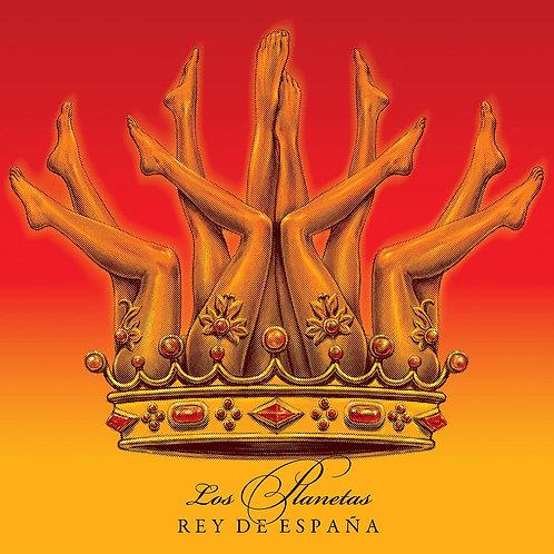 """LOS PLANETAS 7"""" El Rey De España"""
