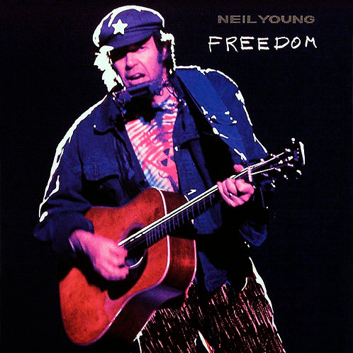 NEIL YOUNG LP Freedom