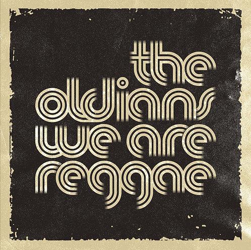 THE OLDIANS LP We Are Reggae