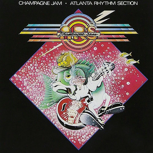 ATLANTA RHYTHM SECTION CD Champagne Jam