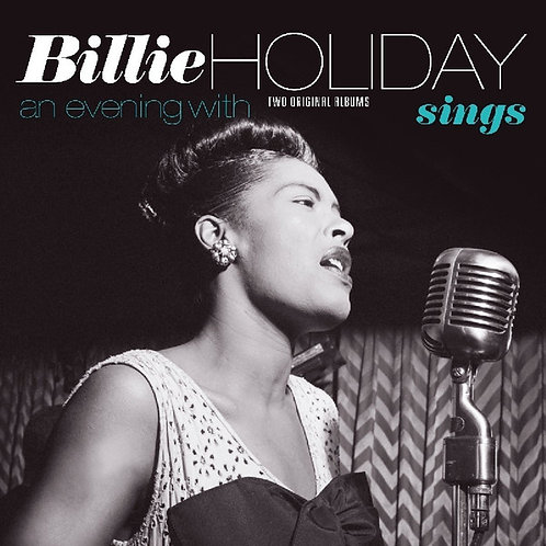BILLIE HOLIDAY LP Billie Holiday Sings / An Evening With Billie Holiday