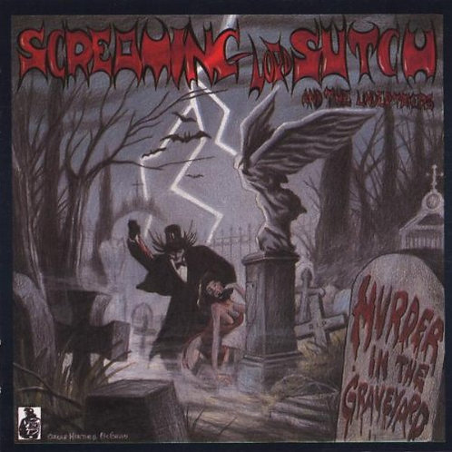 SCREAMING LORD SUTCH CD Murder In The Graveyard