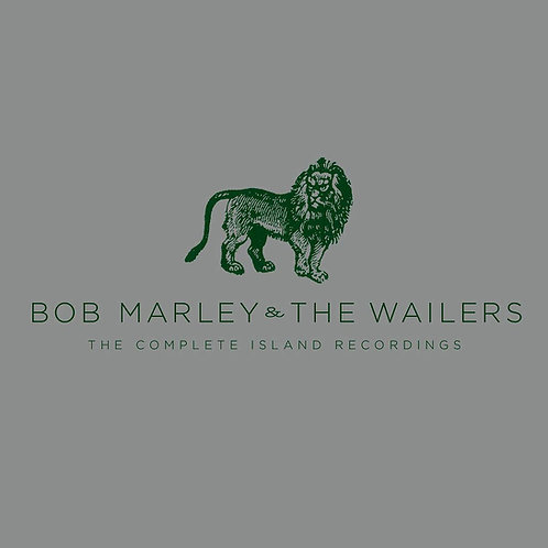 BOB MARLEY & THE WAILERS 11xCD BOX SET The Complete Island Recordings