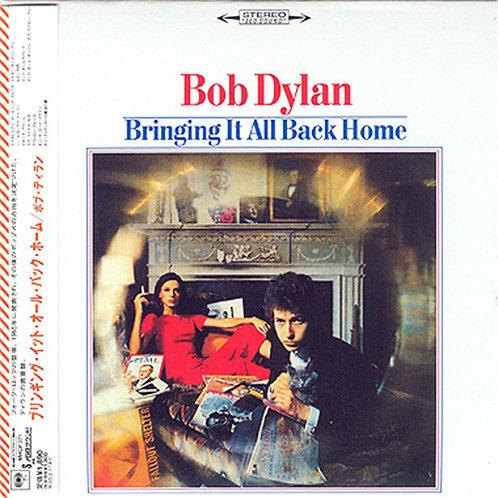 BOB DYLAN CD Bringing It All Back Home (Japan)
