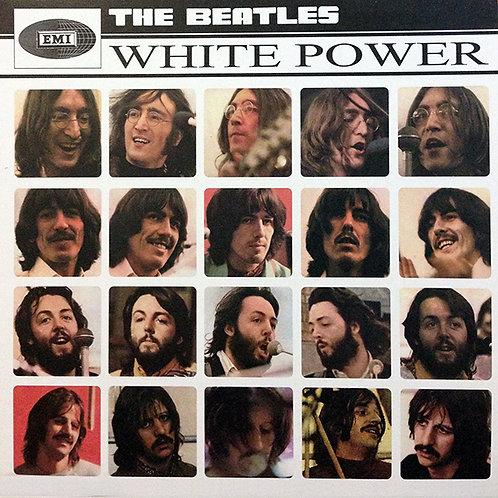 BEATLES LP White Power (White Coloured Vinyl)