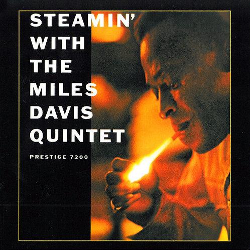 MILES DAVIS CD Steamin' With The Miles Davis Quintet (Digipack)